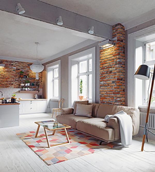 Chambre décorée par ArteArmonyDesign decorateur interieur drome