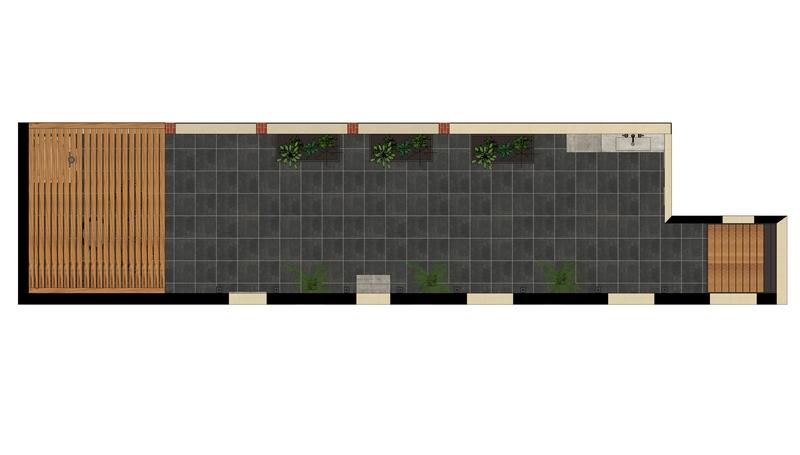 Terrasse Implantation 1