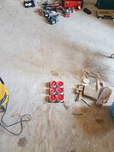 Coordination de travaux-Architecture d'intérieur-Réfection Société Fayol-Four le Panyol-Bureau Design-Pendant Travaux-Tain l'Hermitage-Drôme 26 (22)