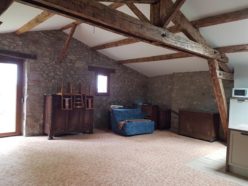 Coordination de travaux-Architecture d'intérieur-Réfection Maison Familiale secondaire- Tournon sur rhône-Ardèche-Séjour-cuisine ouverte (15)