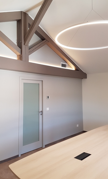 Coordination de travaux-Architecture d'intérieur-Réfection Salle de Réunion- Société Fayol Four Panyol - Tain l'Hermitage-Drôme (11)