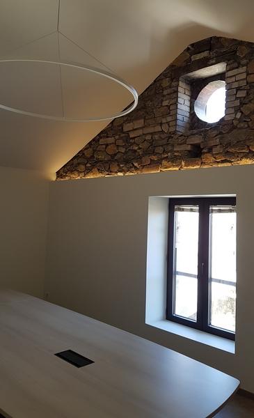 Coordination de travaux-Architecture d'intérieur-Réfection Salle de Réunion- Société Fayol Four Panyol - Tain l'Hermitage-Drôme (4)